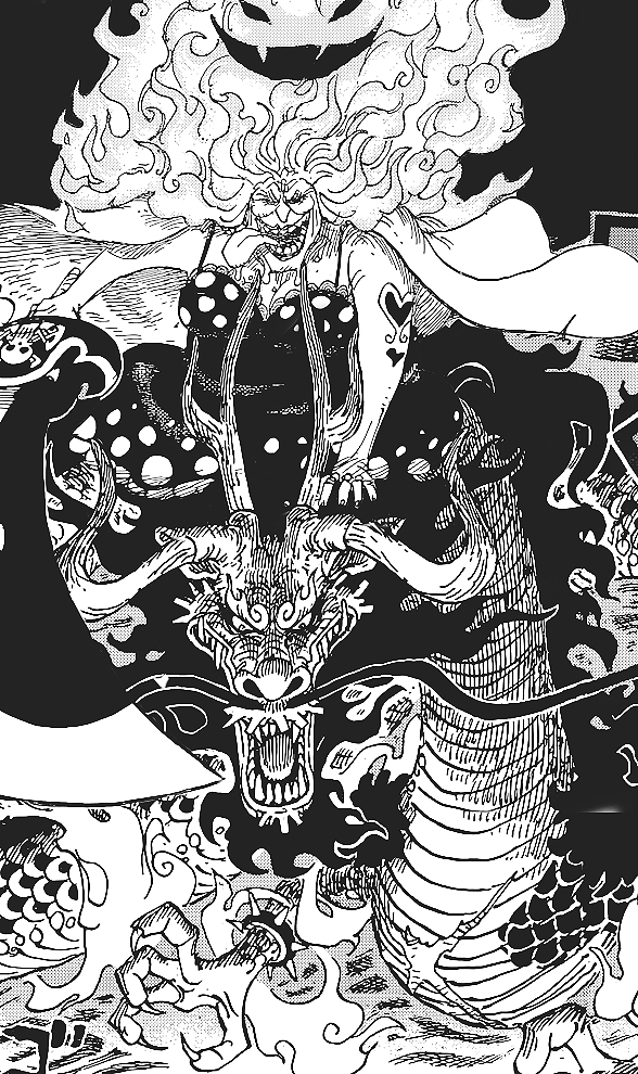 Spoiler One Piece 921 : spoiler, piece, Spoiler, Chapter, Perfectly, Together., OnePiece