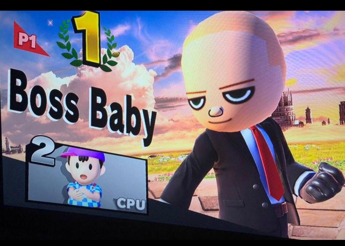the boss baby beats