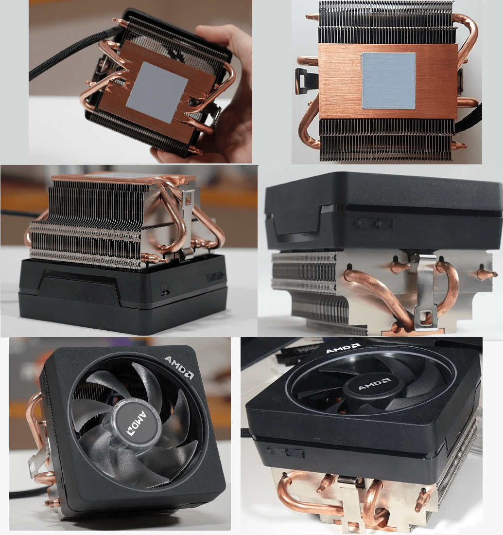 [SOLVED] - AMD Wraith Max Cooler RGB LED + 1600x reaching 80c on idle. wrong installation? | Tom's Hardware Forum