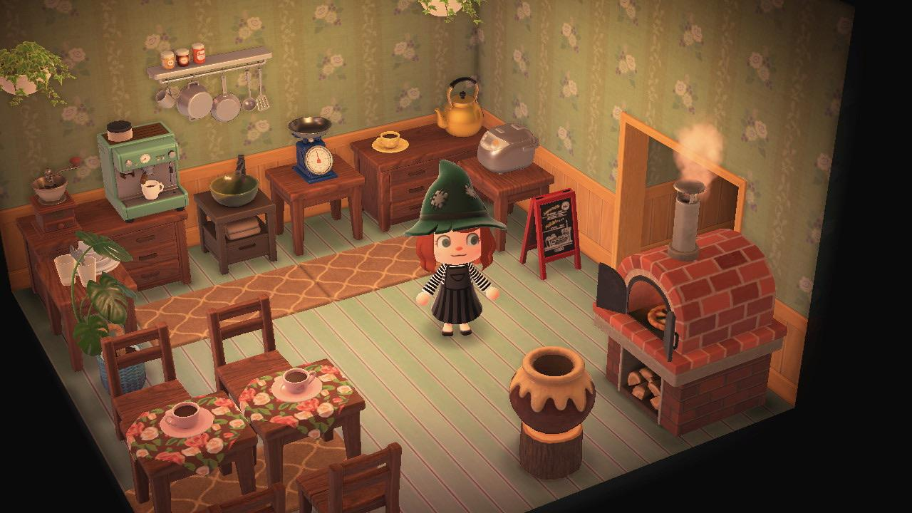 Love How My Kitchen Came Out Animalcrossing