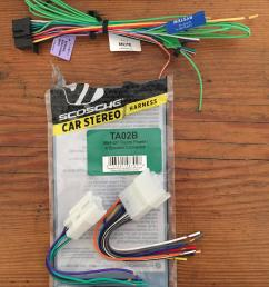 head unit wiring help  [ 2448 x 3264 Pixel ]