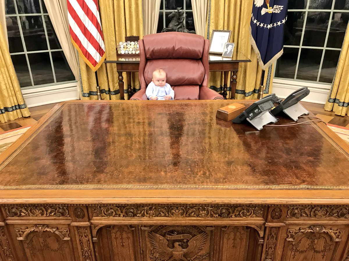 oval office chair covers at wayfair eric trump posted a picture in the that nearly broke internet
