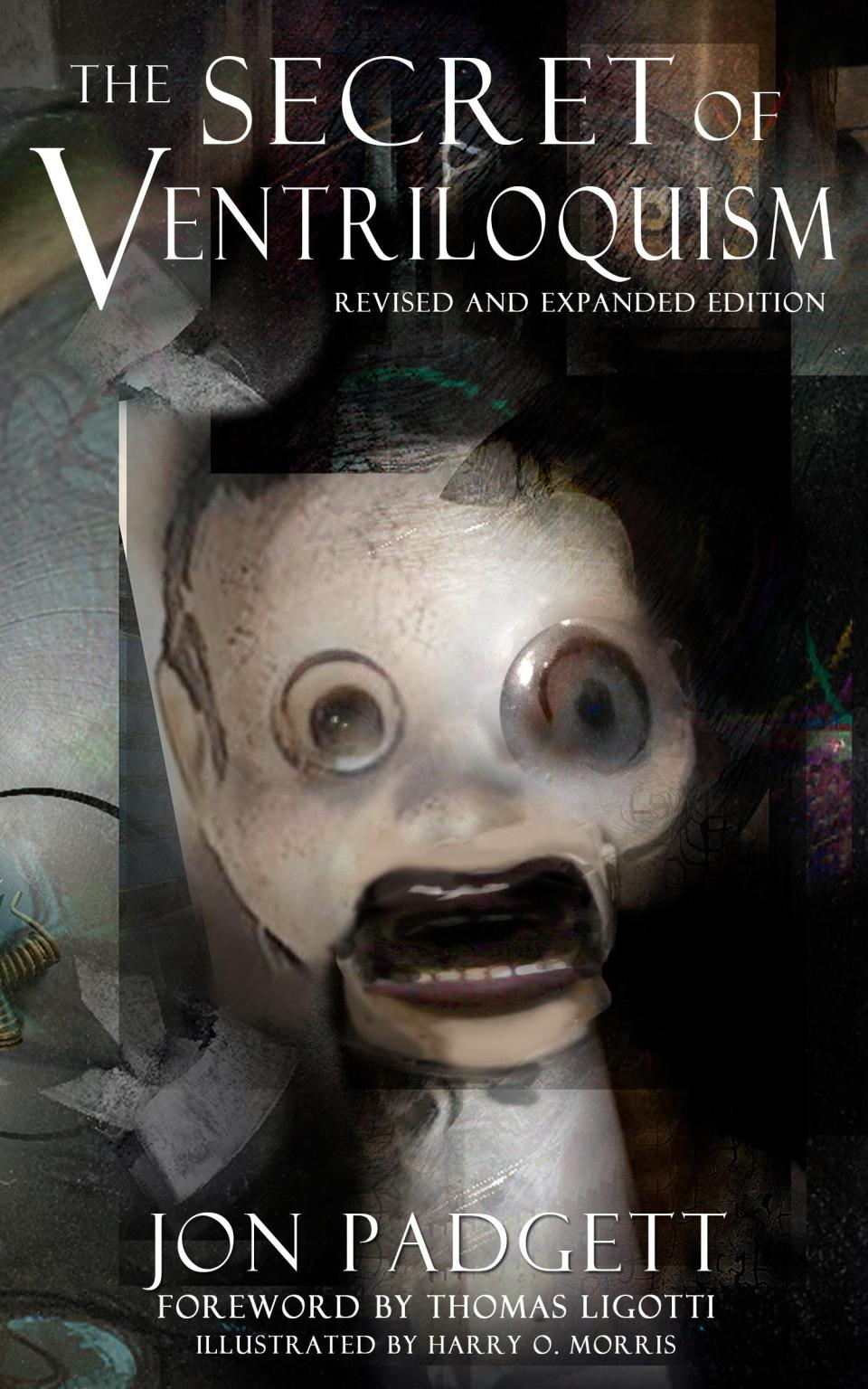 Cover Reveal: The Secret of Ventriloquism: Revised and Expanded ...