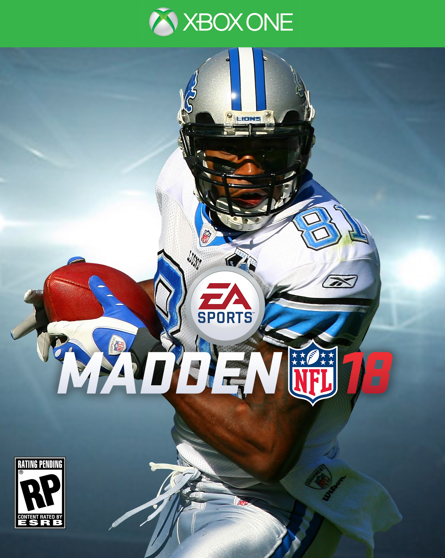 madden18 cover who can