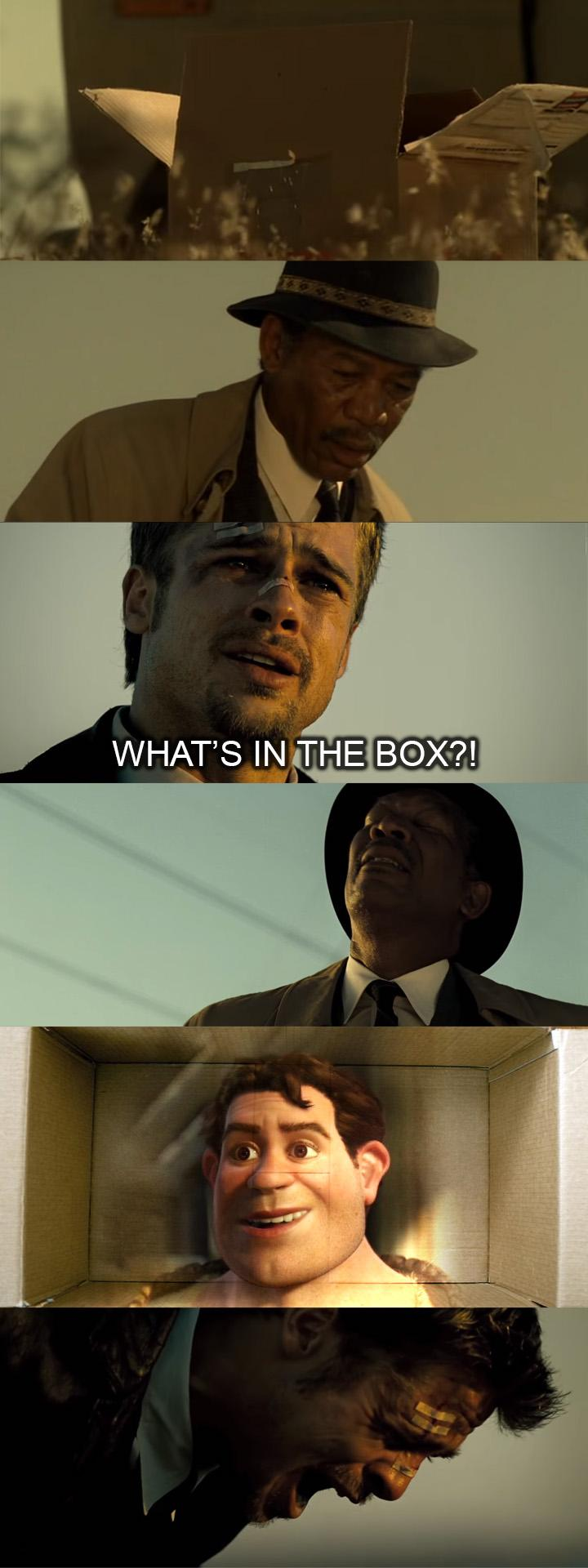 Seven What's In The Box Gif : seven, what's, Download, Whats