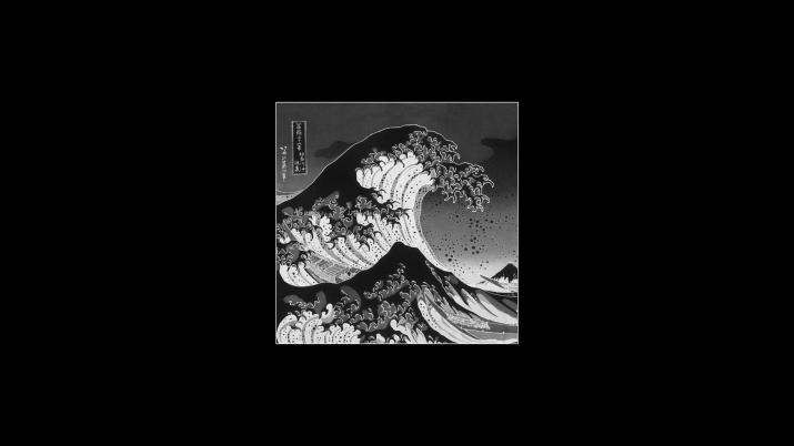 The Great Wave Off Kanagawa [3840×2160]