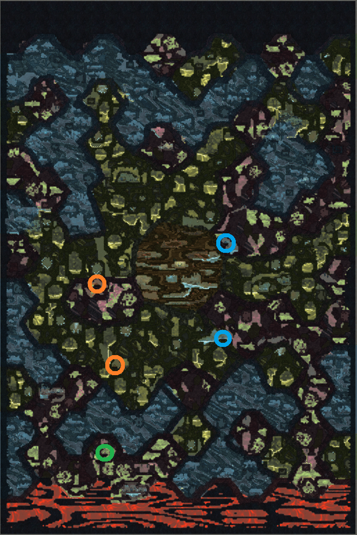 Oxygen Not Included Map : oxygen, included, Blessed, Awesome, 893527100., Enjoy, Early, Geysers!, Oxygennotincluded