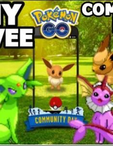 Looking for eevee nest in nyc community day prep also pokemongospoofing rh reddit