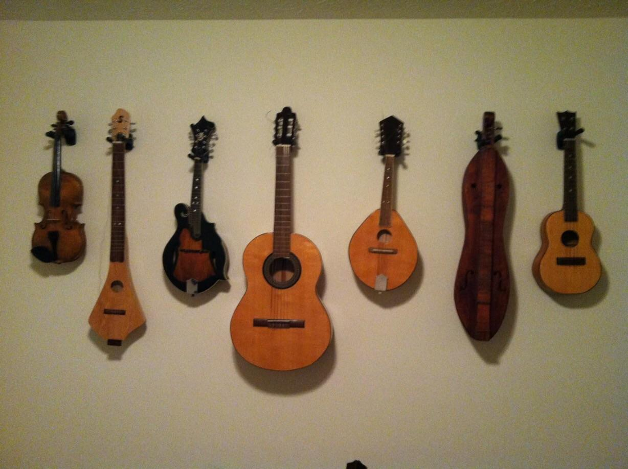 hight resolution of instruments that i have made over the years the f style mandolin was my first all hand carved the violin was my favorite to build because of all the