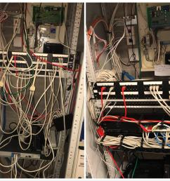 wiring closet before wiring diagram for you wiring closet diagram factory network closet before and after [ 4146 x 3317 Pixel ]