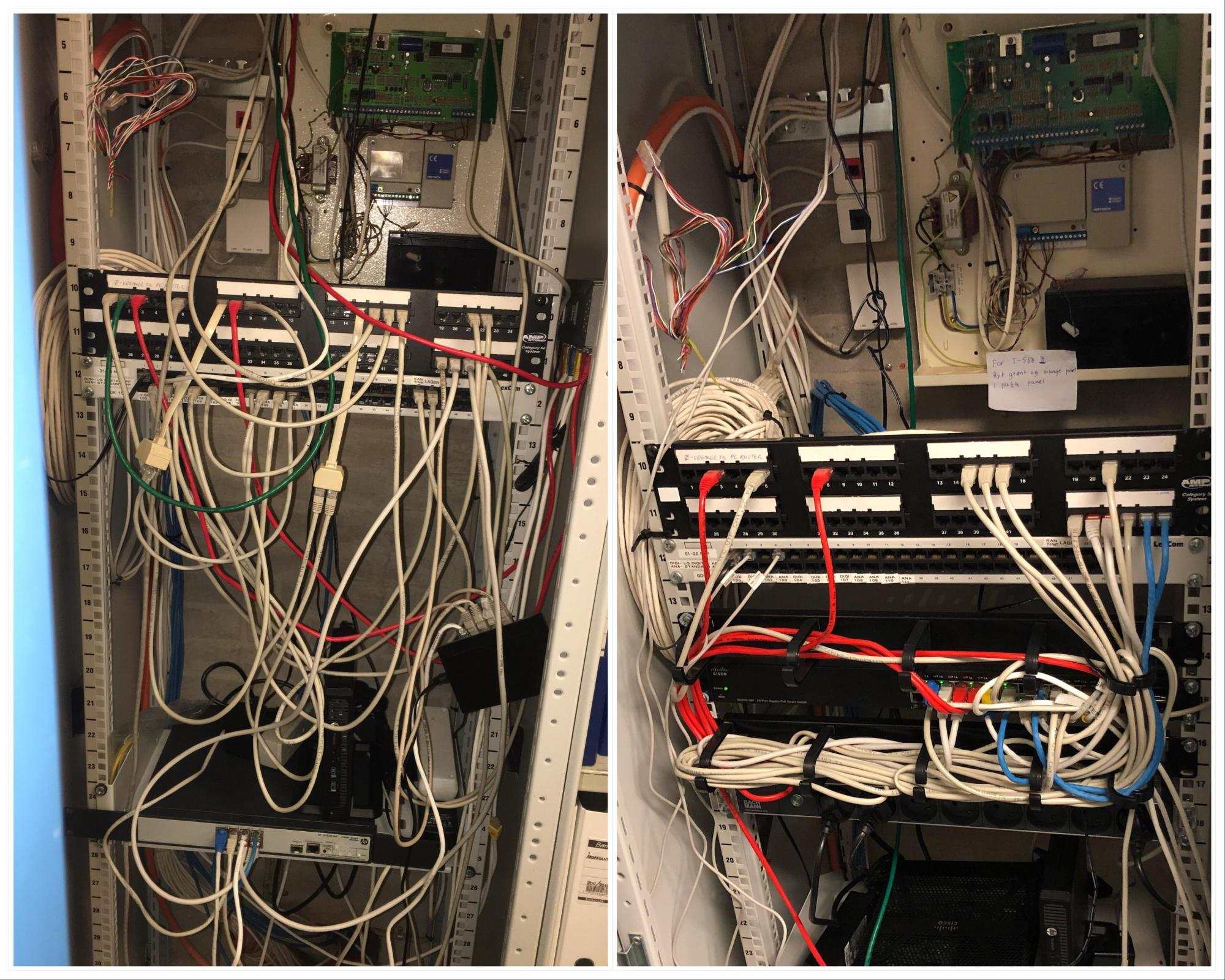 hight resolution of wiring closet before wiring diagram for you wiring closet diagram factory network closet before and after