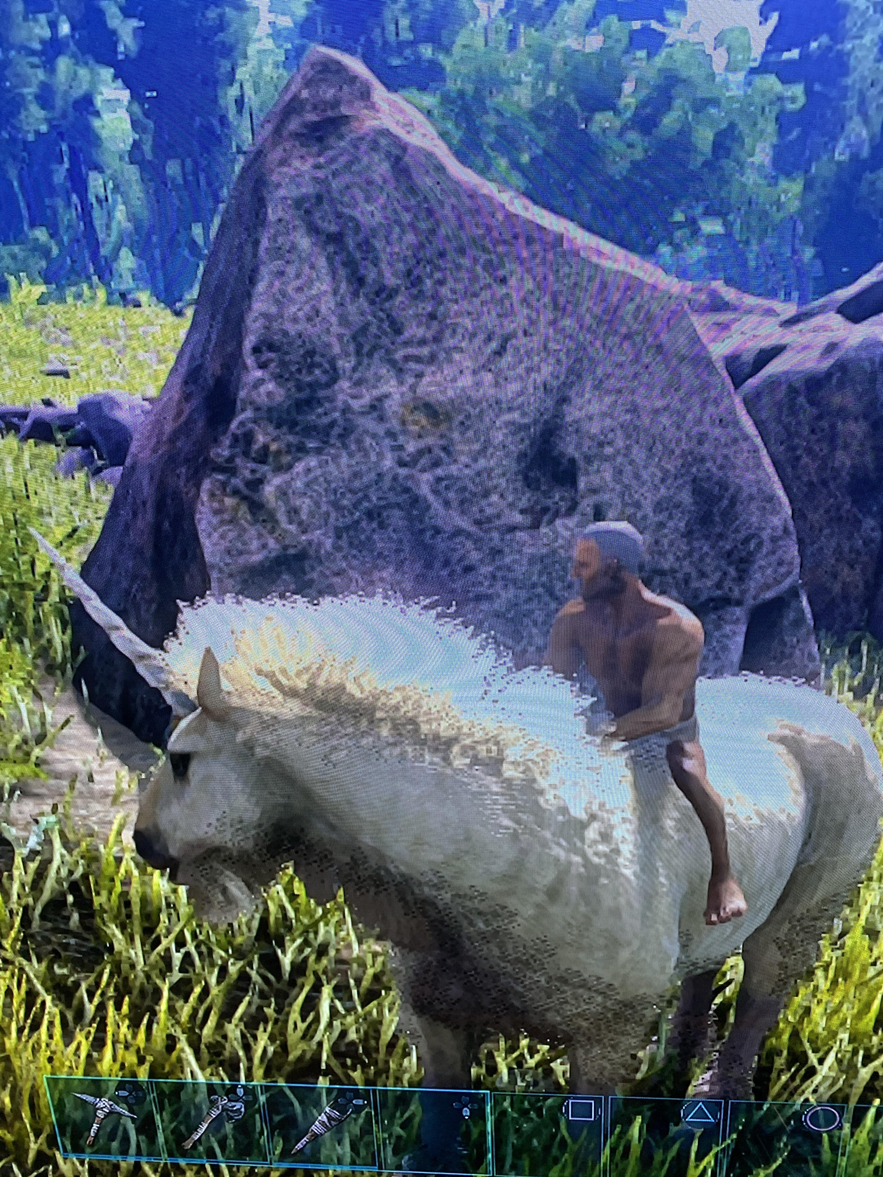 Ark Unicorn Taming : unicorn, taming, After, Playing, Years., Finally, Found, Unicorn, Started, World🥳🥳