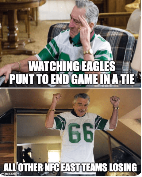 Eagles Losing Meme : eagles, losing, Eagle, Silver, Linings..., Eagles