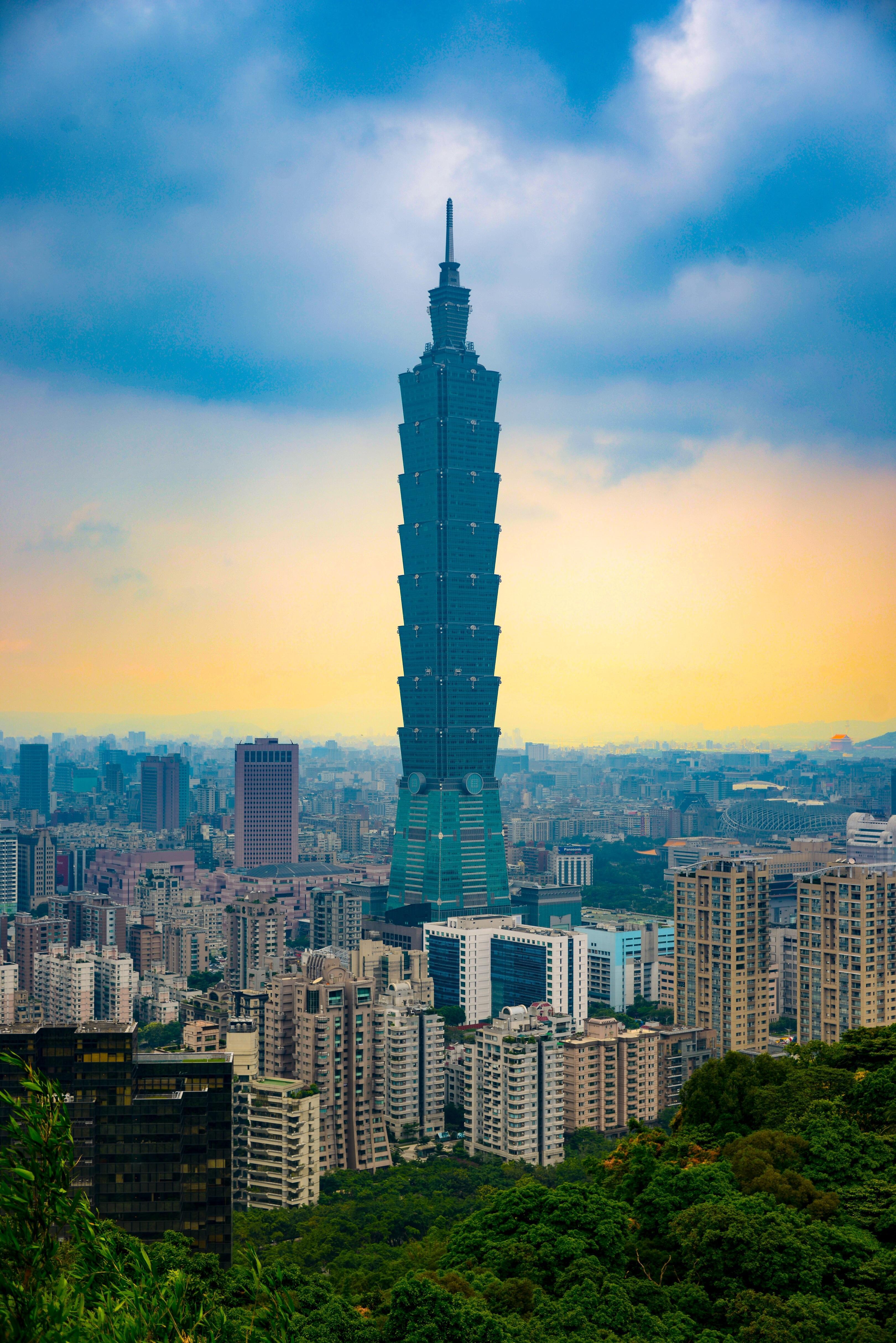 ITAP of Taipei 101 (Taiwan) : itookapicture
