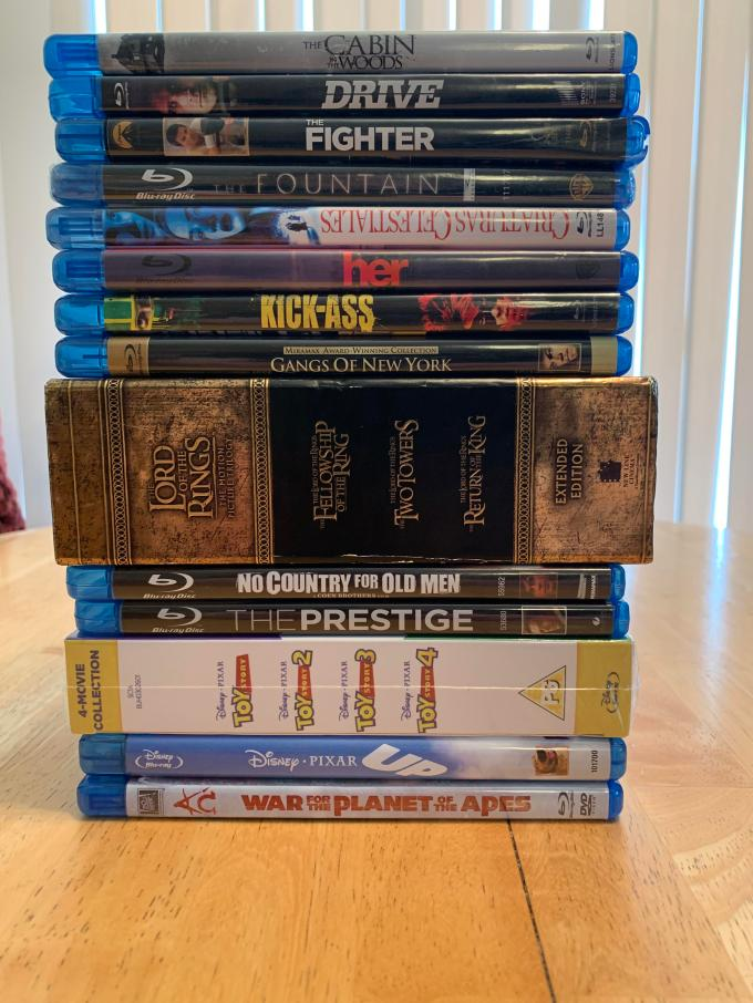 Ebay Pickups From The Past Few Months Dvdcollection
