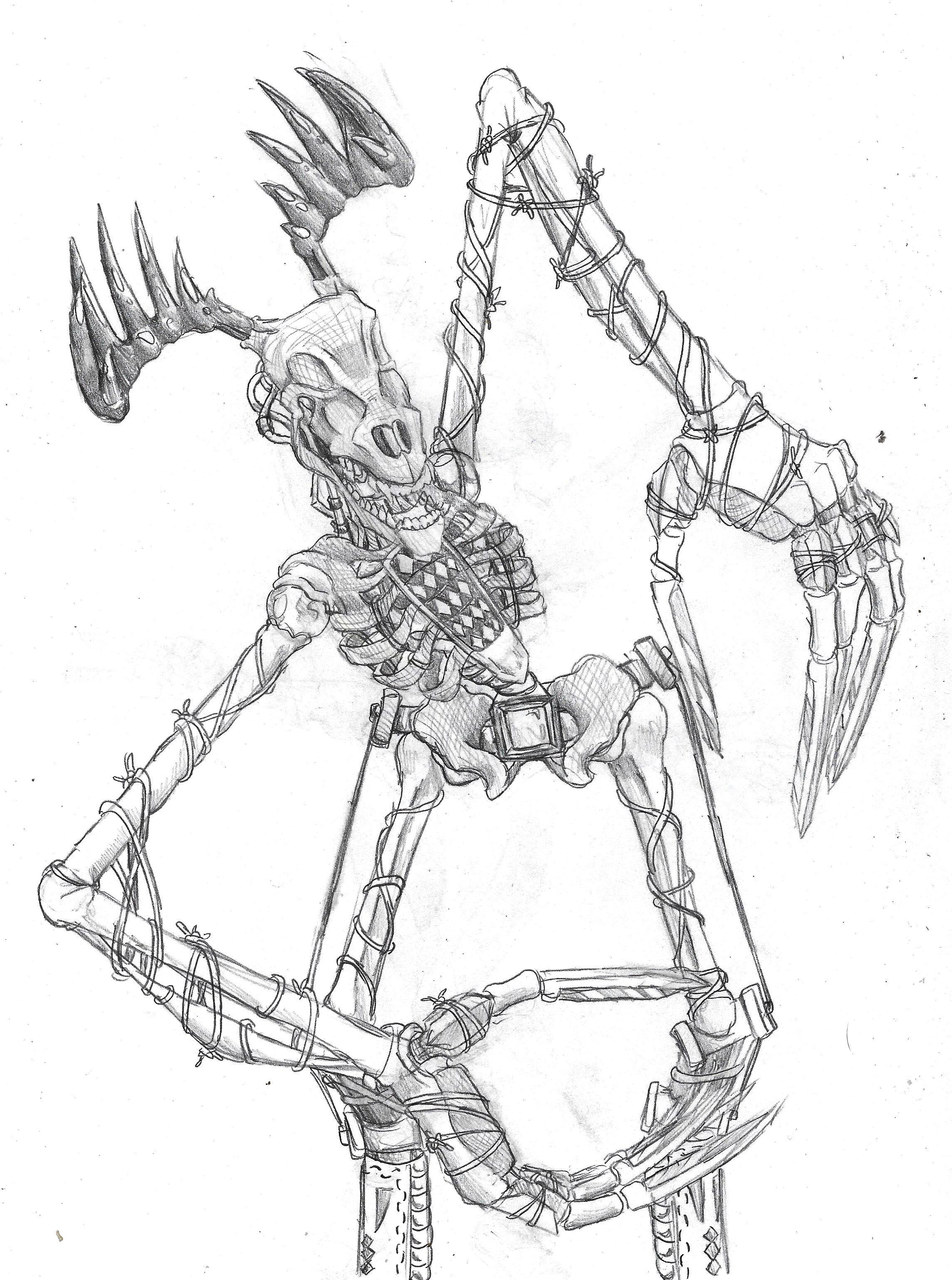 Art Of Deadline From Popgoes 2 Made By The Amazing U