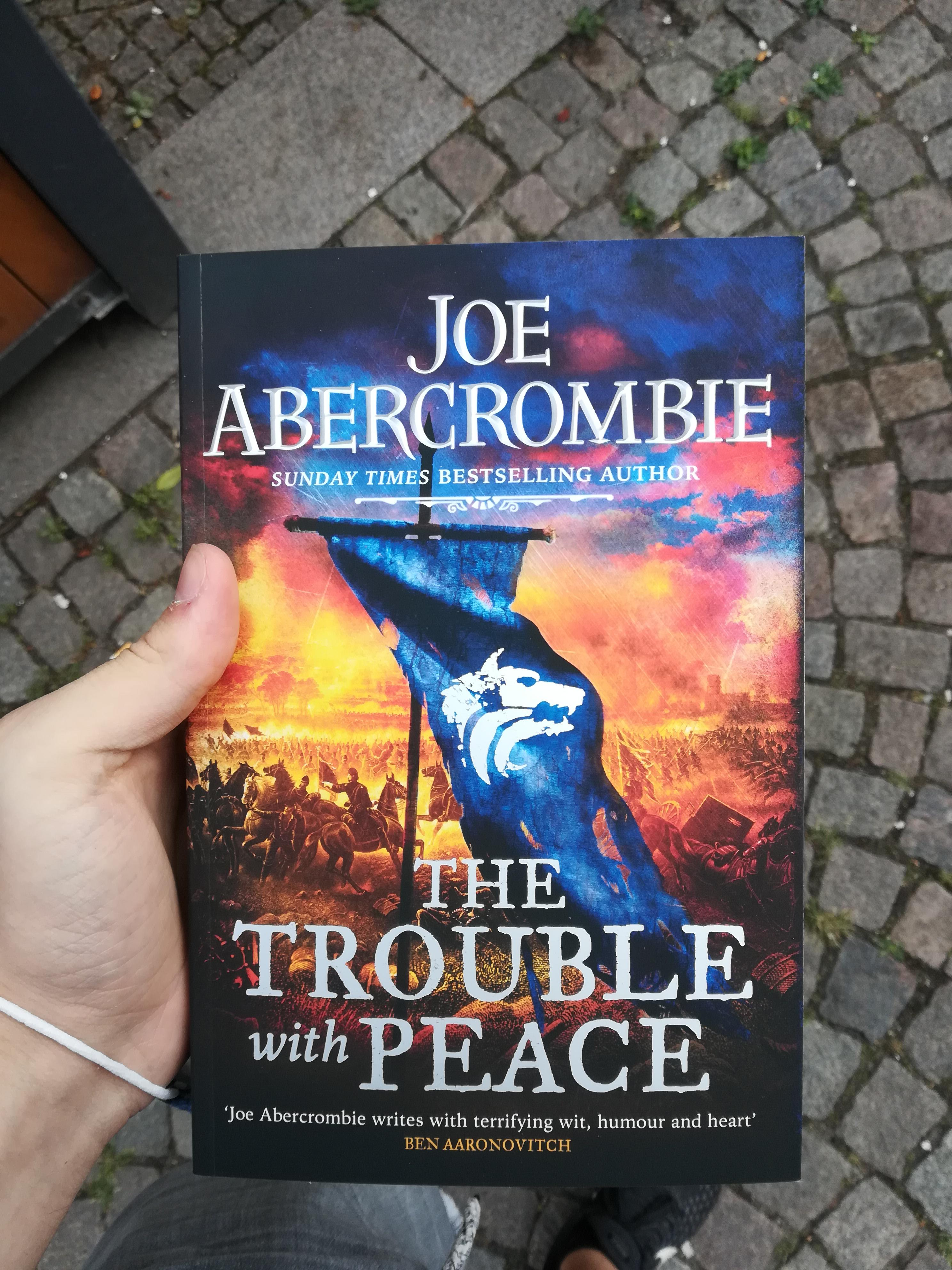 The Trouble With Peace : trouble, peace, Preordered, Trouble, Peace