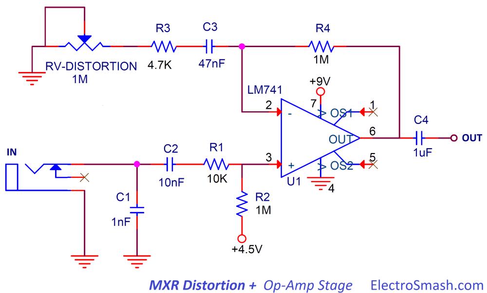 medium resolution of mxr preamp wiring diagram wiring diagram expert mxr pre amp wiring diagram