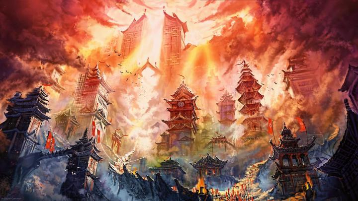China City [3840×2160]