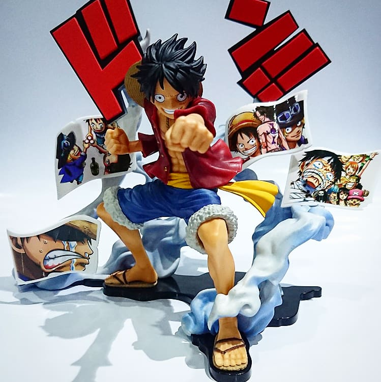 02/04/2021· the base answer is in the first series. Story Age Luffy Onepiece