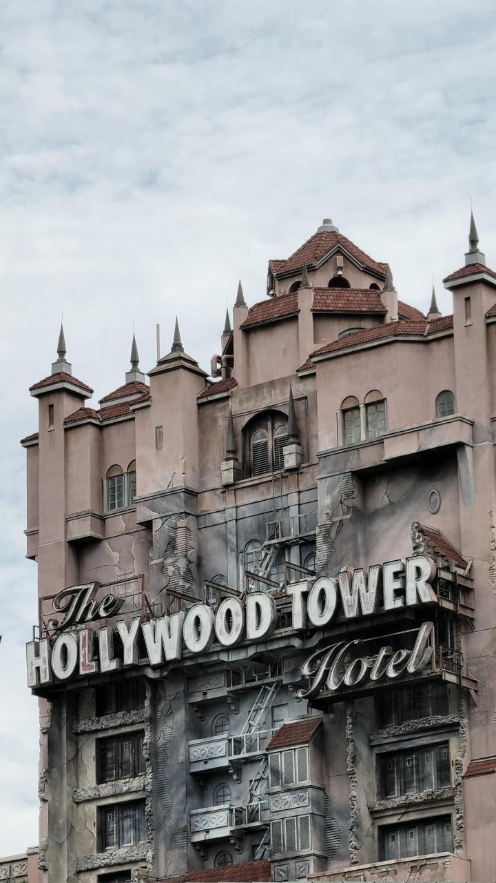 Tower of Terror, Hollywood Studios Orlando