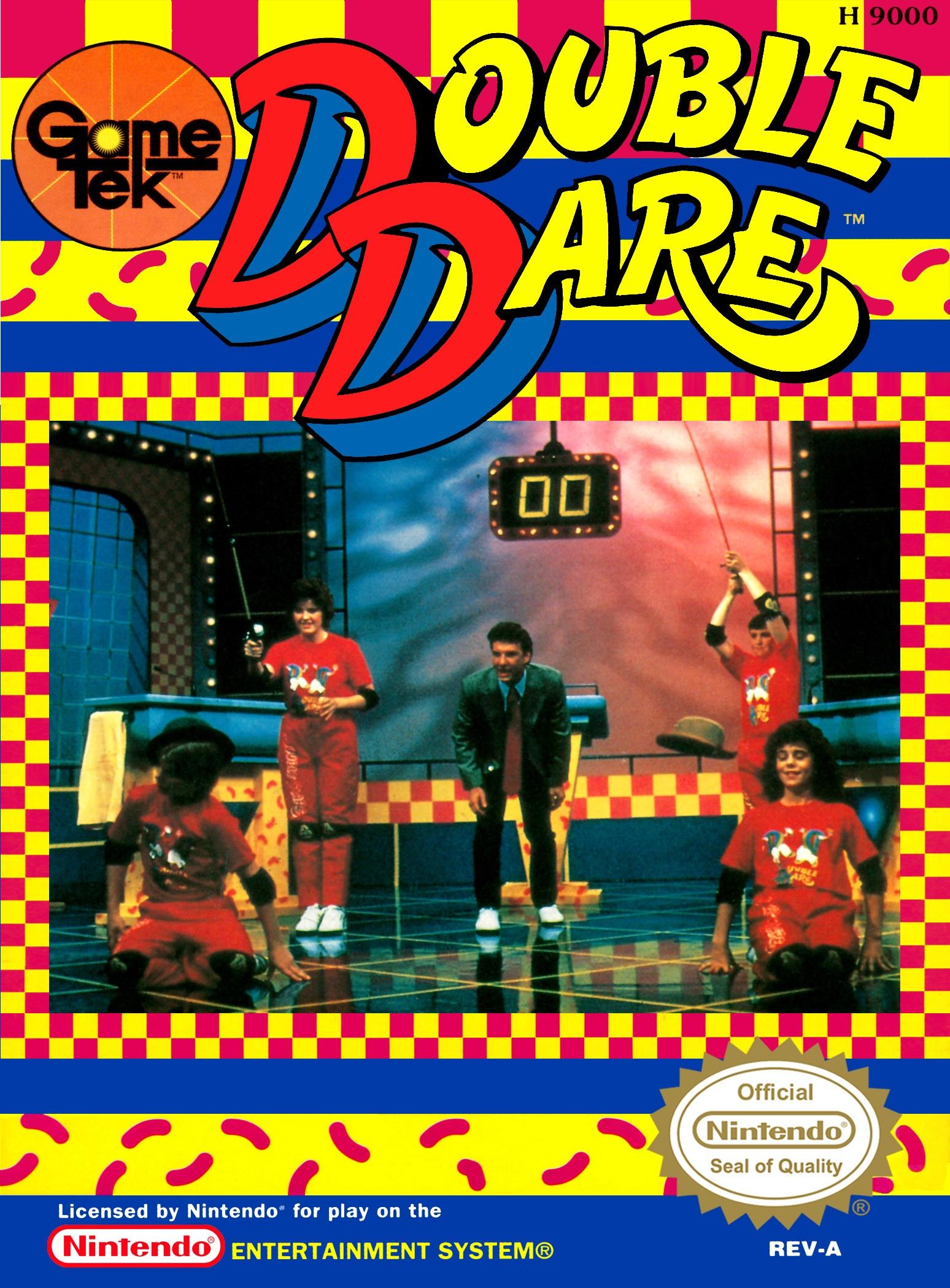 Double Dare : double, Never, There, Double, Game!, Anyone, Good?