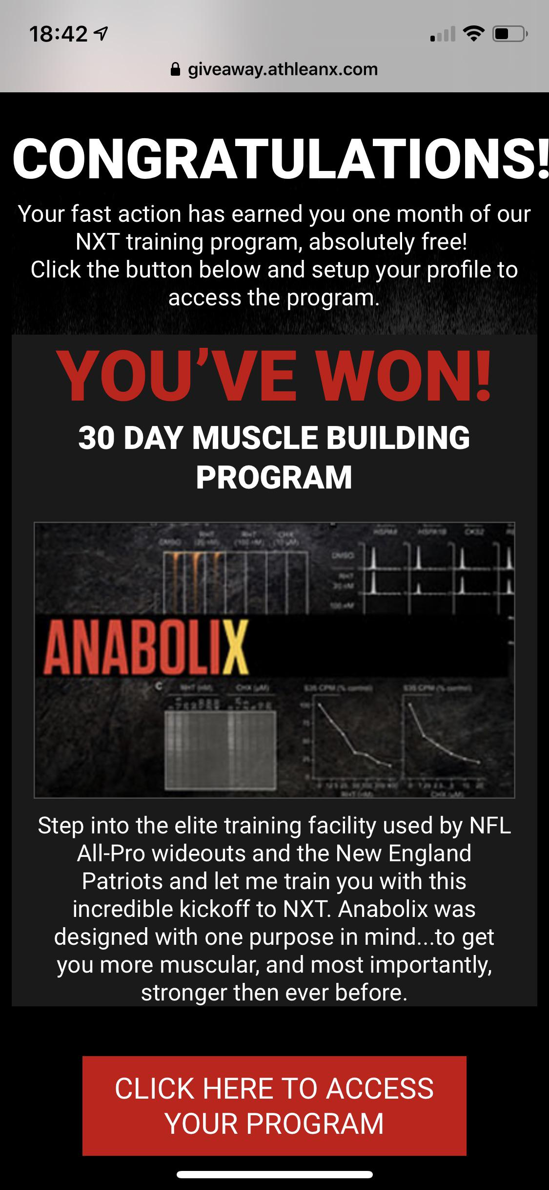 Athlean X Program Free : athlean, program, Athleanx