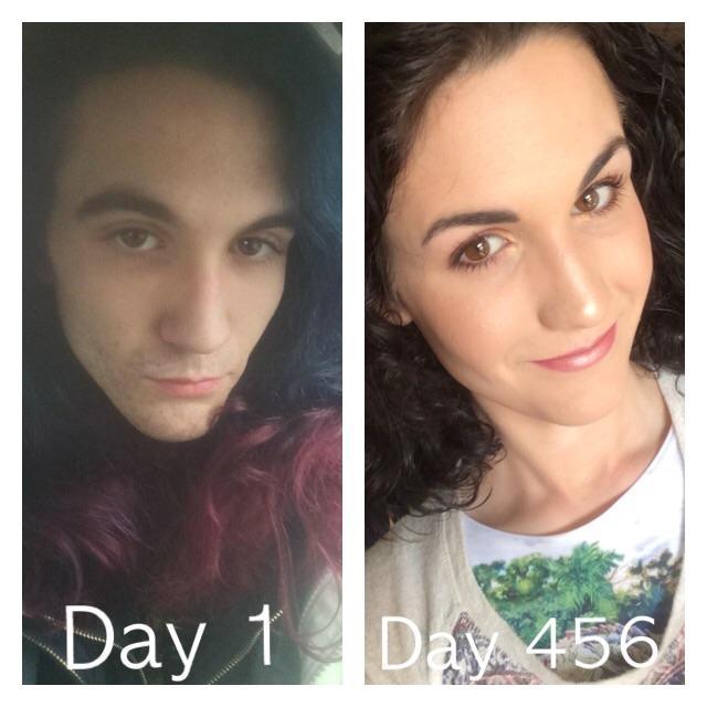 25 mtf 15 months