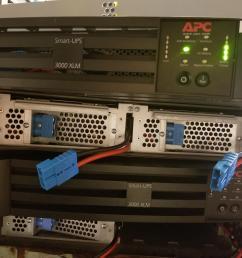 labporngot two apc smart ups 3000 for 75 each i redd it  [ 4032 x 3024 Pixel ]