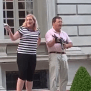 This Couple That Pointed Guns At Protesters Their Both