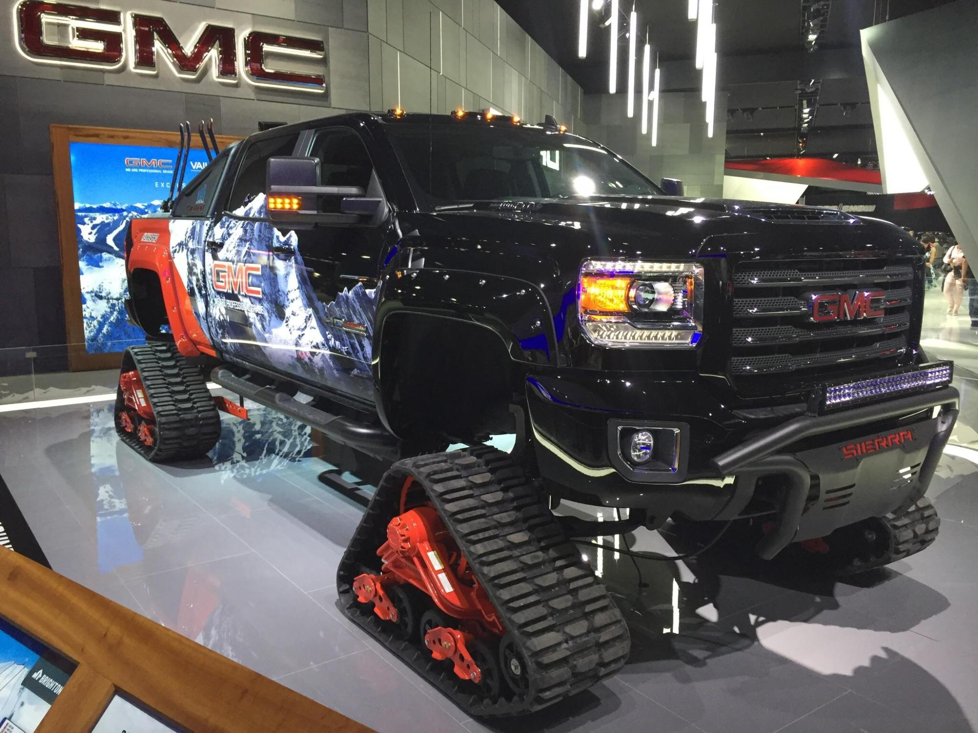 hight resolution of 2018 gmc sierra 2500 hd all terrain all mountain concept