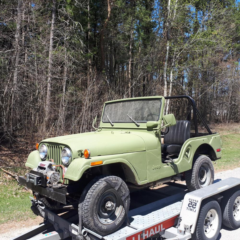 medium resolution of new toy 75 cj5 where can i get a tare down manual and parts