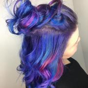 galaxy hair fancyfollicles