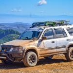 Here Is My 1998 First Gen Honda Crv Getting Mucky Out In The Oregon Forests Instagram Silver Rd1 Honda