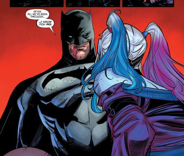 Batman And Harley Quinn Harley Quinn