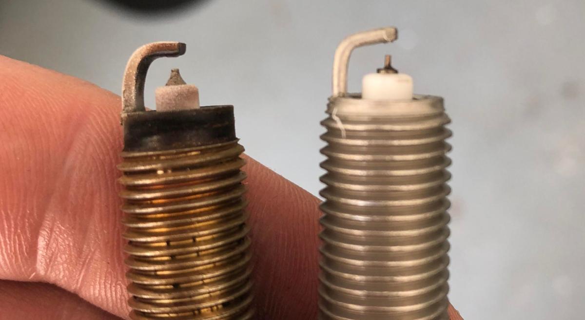 car spark plugs