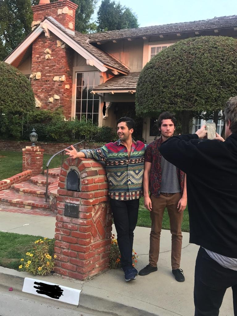 Drake And Josh House For Sale : drake, house, Decided, Visit, Drake, House, Showed, Randomly, Mildlyinteresting