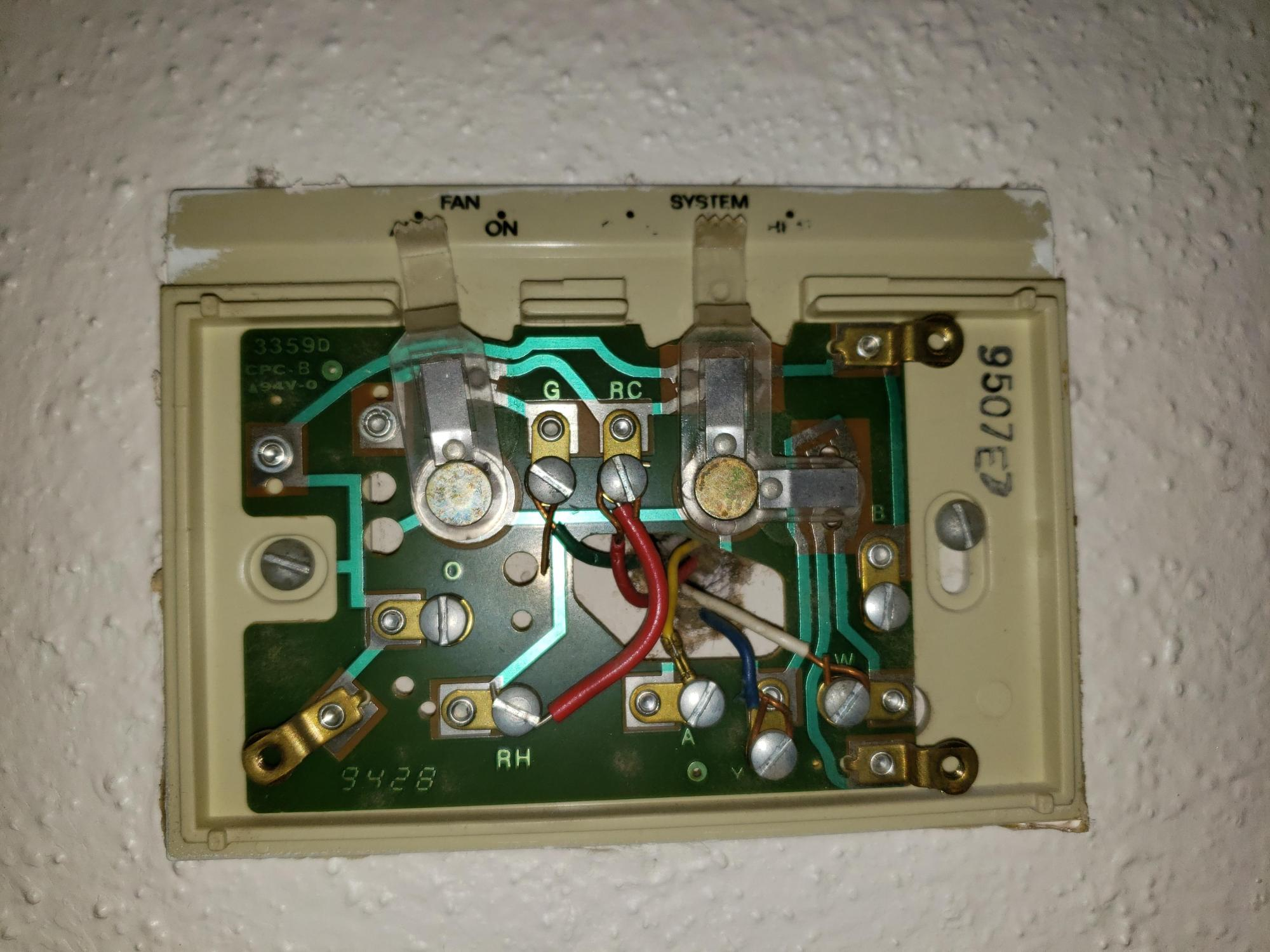 hight resolution of is this wiring compatible with nest old mercury thermostat