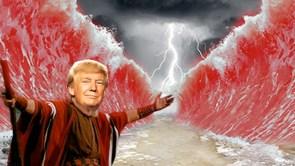 Afbeeldingsresultaat voor trumps promised land