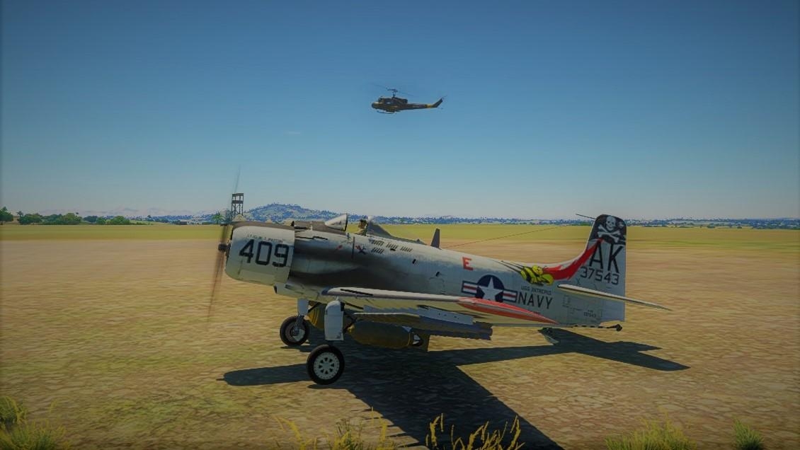 Gaijin please: Let players spawn helicopters in T6 SIM Enduring Confrontation. Not only would they be useful. but players also can grind out ...