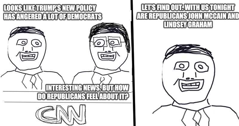 CNN be like... : The_Donald