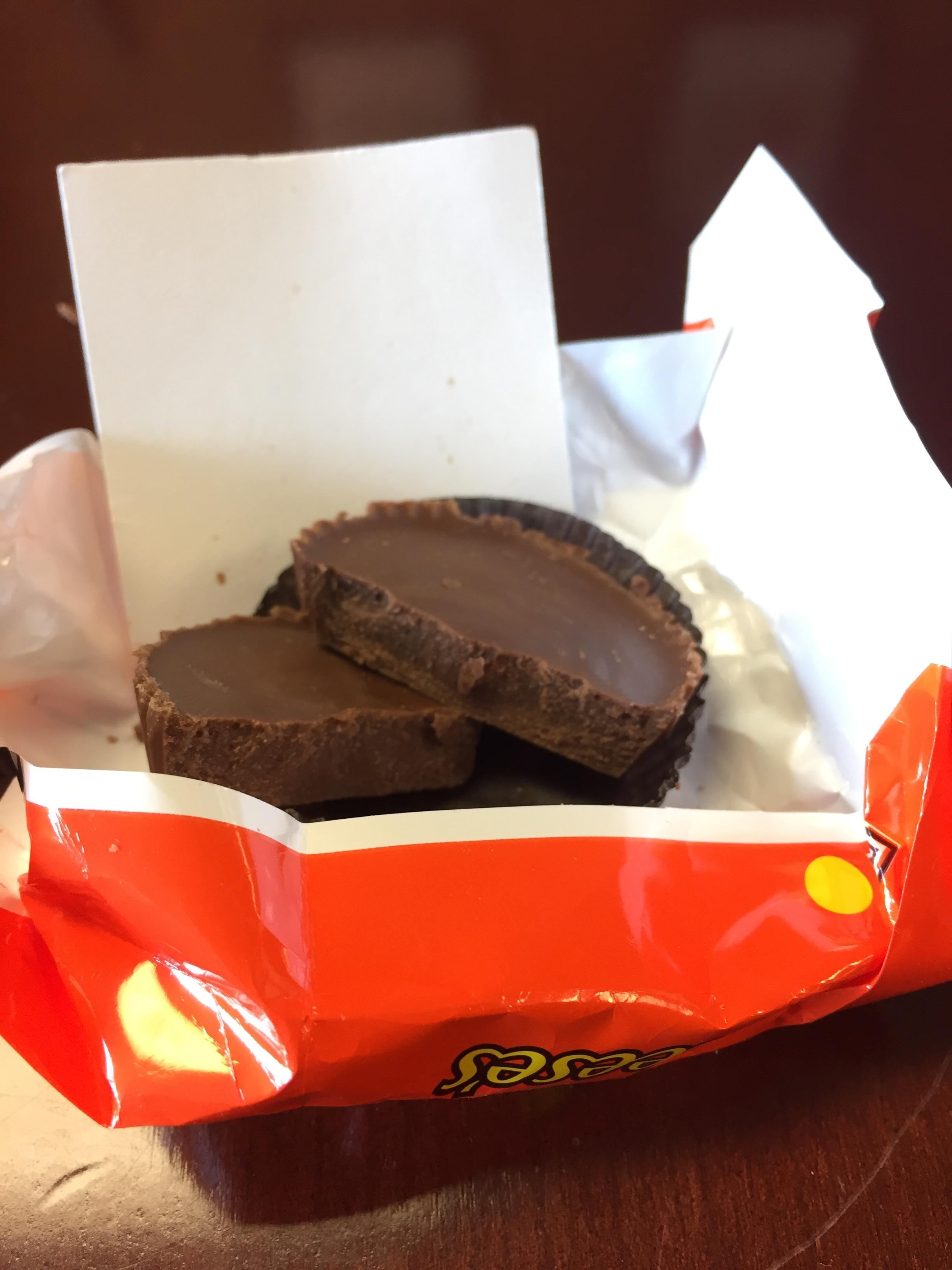 Dog Ate Reese's Peanut Butter Cup : reese's, peanut, butter, Reese's, Peanut, Butter, Mildlyinteresting