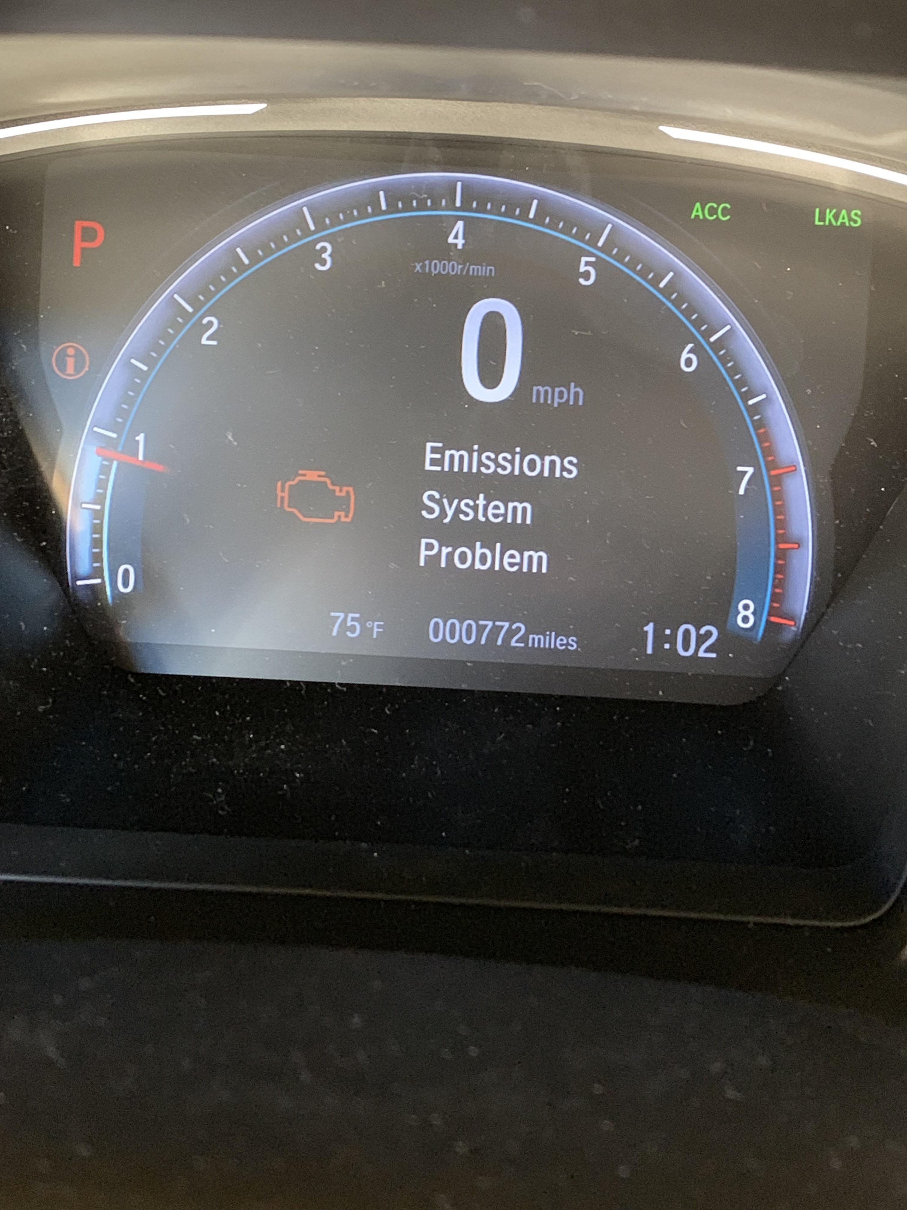 How To Reset Tire Pressure Light On Honda Civic 2016 : reset, pressure, light, honda, civic, Honda, Civic:, Civic, Security, System, Reset