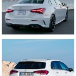 New A Class Sedan Vs Hatchback Which Would You Choose And Why Mercedes Benz