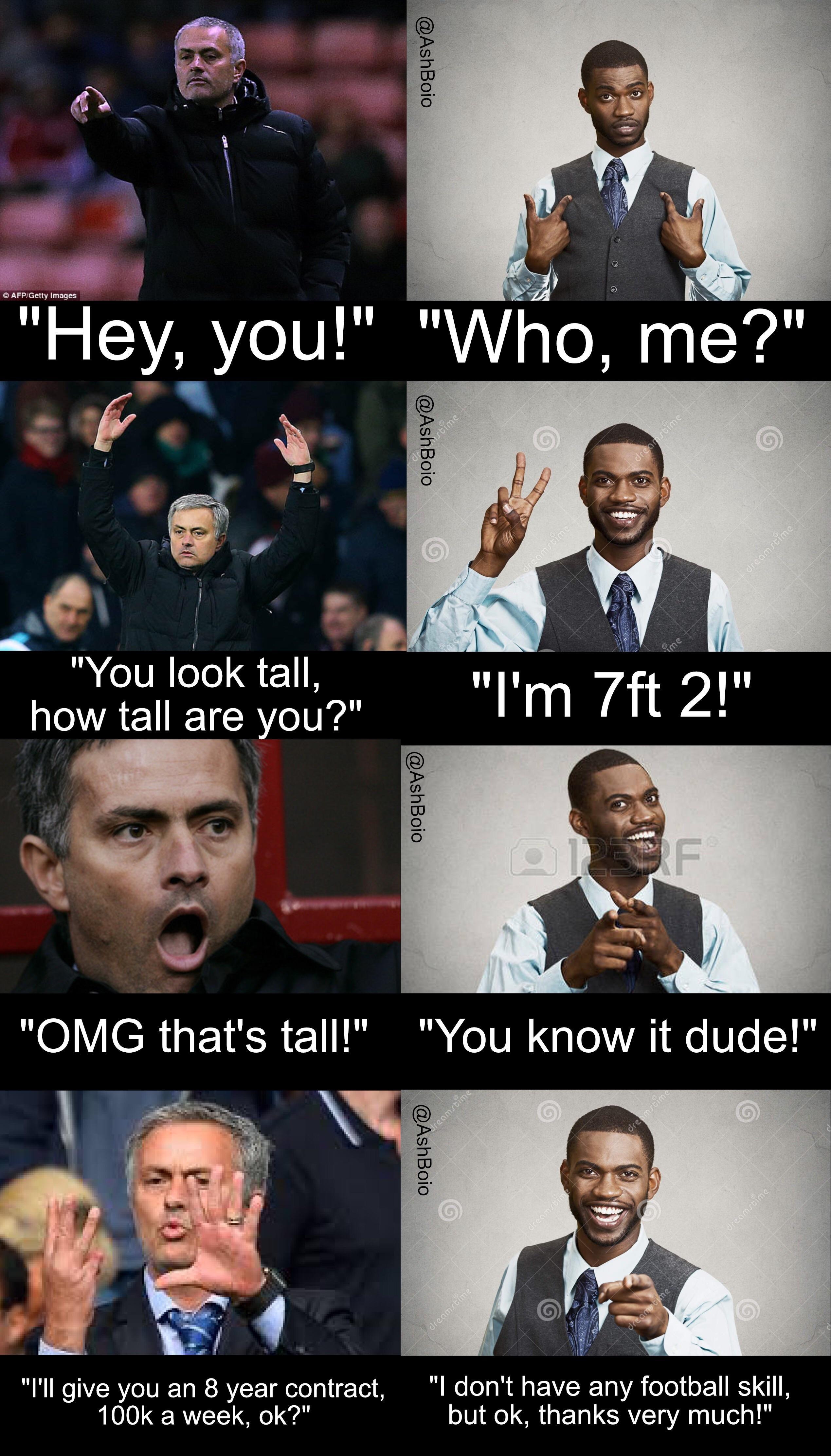United Memes : united, memes, Mourinho's, Current, Recruitment, Process, Manchester, United..., Memes
