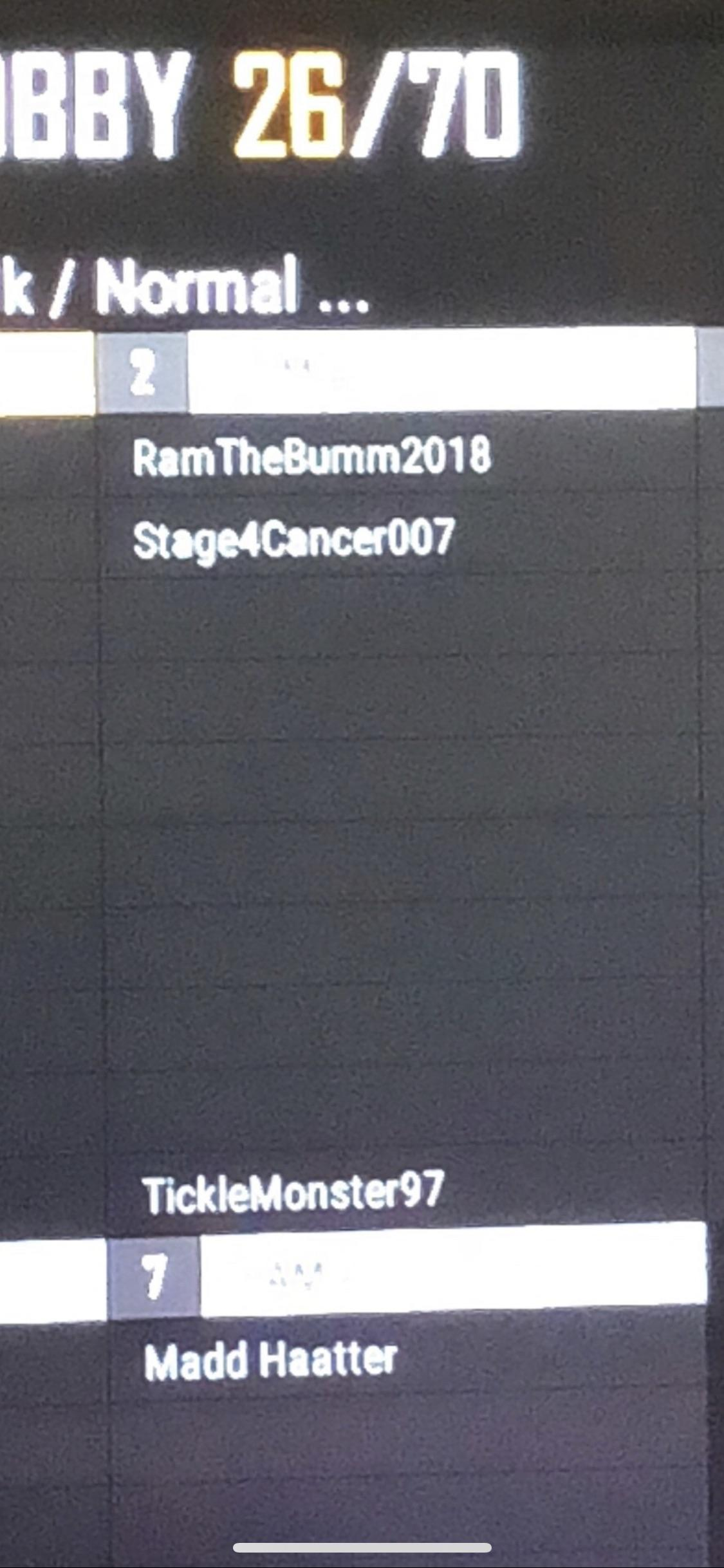 Funny Xbox One Gamertags : funny, gamertags, Worst/most, Offensive/funniest, Gamertags, You've, Seen?, Here's, (it's, RamTheBumm, That's, Great, Xboxone