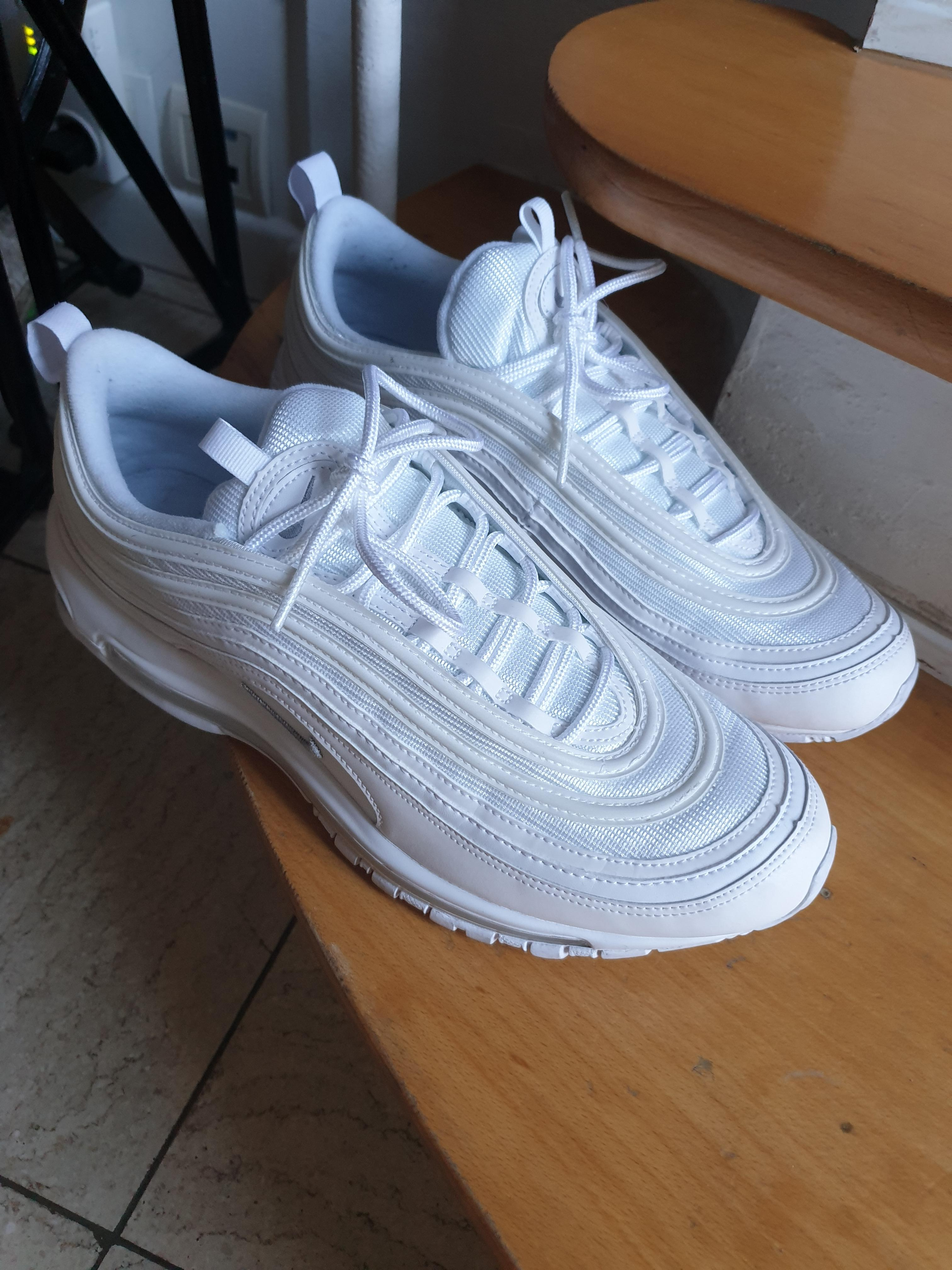 How To Style Air Max 97 : style, Would, These, Summit, White, Believe, That's, Their, Name)?