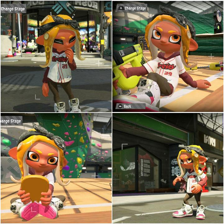 in which my octoling