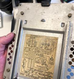 old type telephone wiring [ 3024 x 4032 Pixel ]