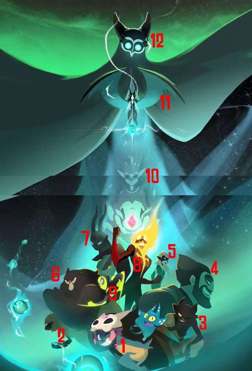 Does Iphone 6 Have Live Wallpaper Does Anyone Have Pictures Of All The Wakfu Villains When